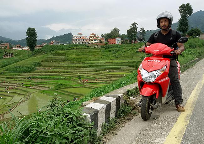 Citymotorbike: Motorcycle Rental Agency, Thamel, Kathmandu